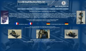 Cowels Small Machine Tools