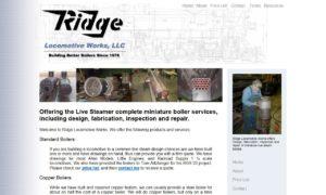Ridge Locomotive Works