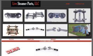 Live Steamer Parts