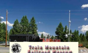 Caboose at Train Mountain Railroad Museum