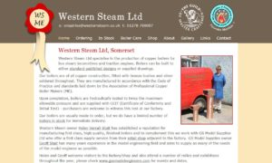 Western Steam and GS Supplies